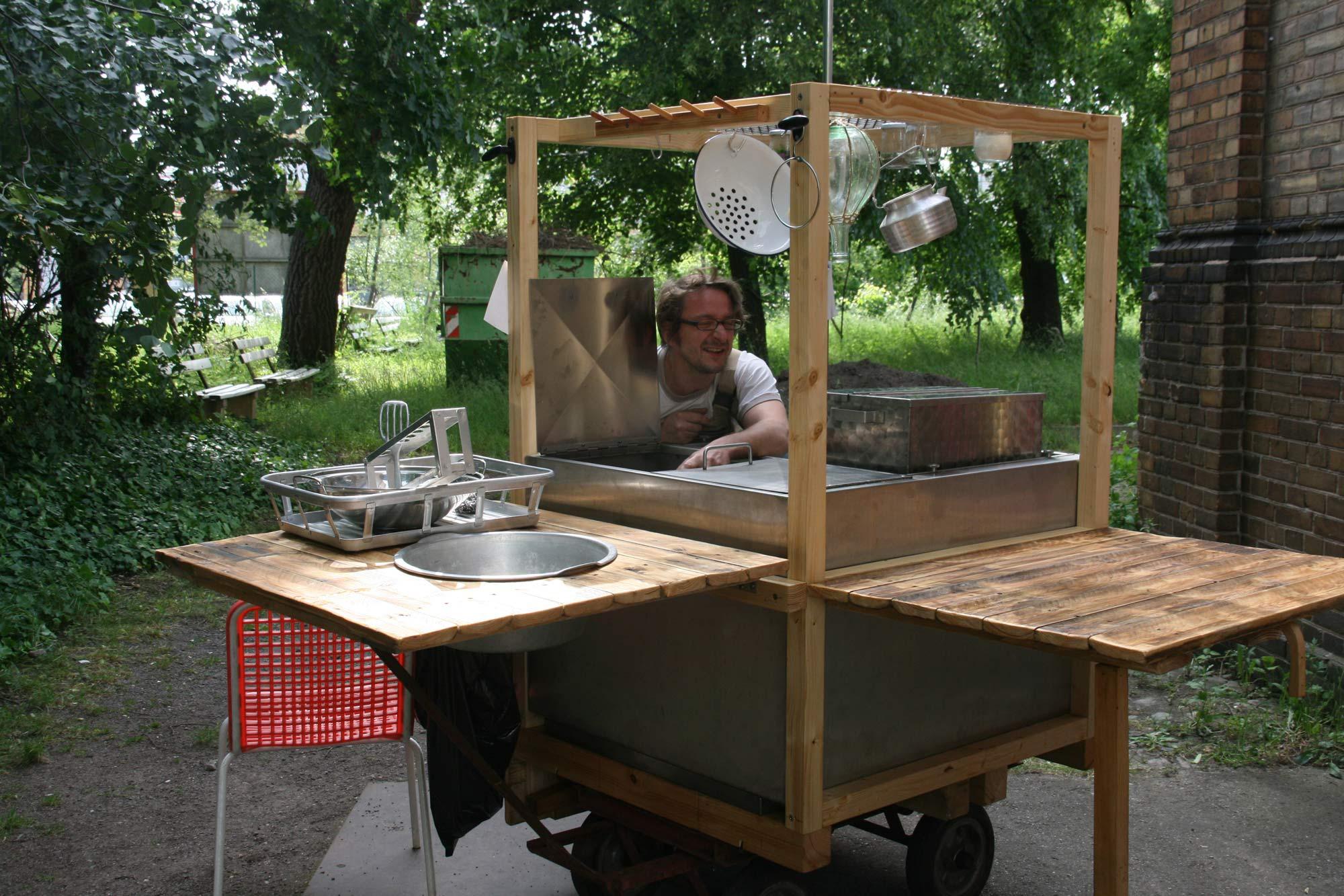 Sommerküche Module : Foodfactory und experimentelles kochbuch u2013 hannah jasper
