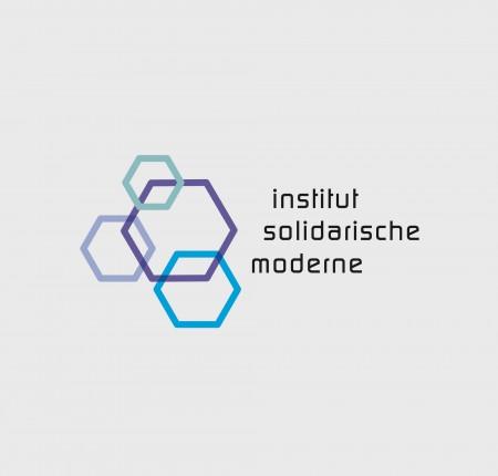 Logo für Institut Solidarische Moderne